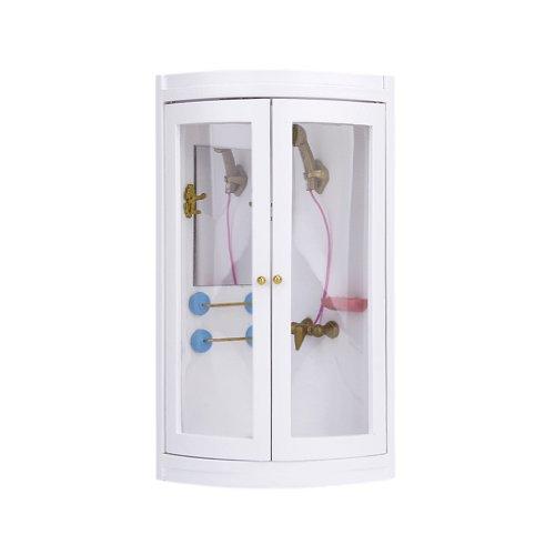 112 Dollhouse Miniature Furniture Bathroom WShower Model