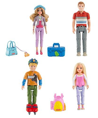 Fisher-Price Loving Family Dollhouse Figure Bundle