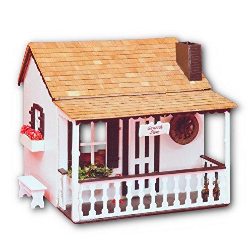 Adams Dollhouse Kids Cottage Dollhouse
