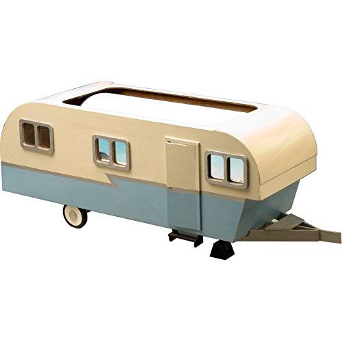 Vintage Travel Trailer Dollhouse Kids Dollhouse