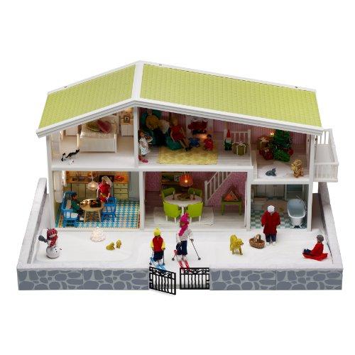 Lundby Smaland Dollhouse Winter Garden