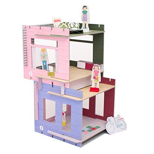 Lille Huset Modern Doll House