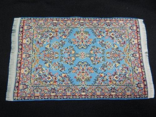 4x6 4 KK Dollhouse Miniature Woven Rug Heidi Ott Floor Carpet