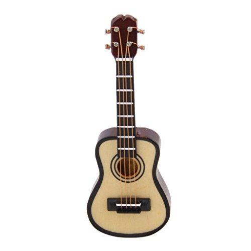 112 Dollhouse Miniature Music Instrument Classical Guitar