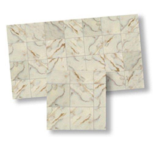 124 Dollhouse Flooring Faux Marble Floor Tile