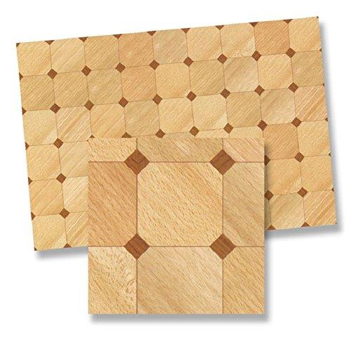 124 Dollhouse Flooring Parquet Floor Sheet