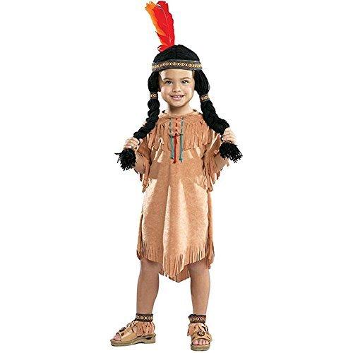 Indian Girl Kids Costume - 2-4