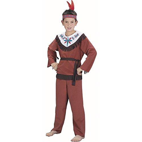 Pony Express Boys Indian Costume