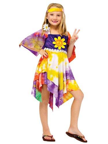Daisy Hippie Costume - Large