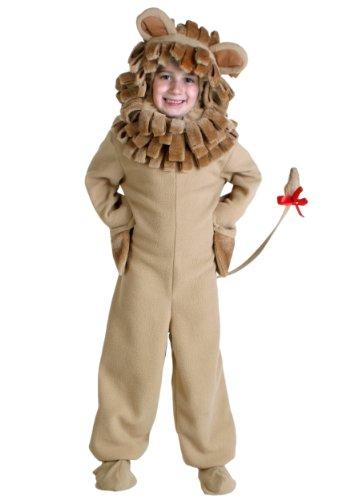 Fun Costumes boys Big Boys Lion Costume Medium 8-10