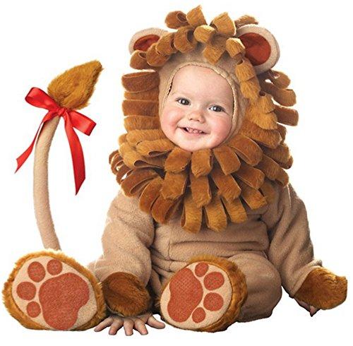Lil Lion Costume - Infant Large