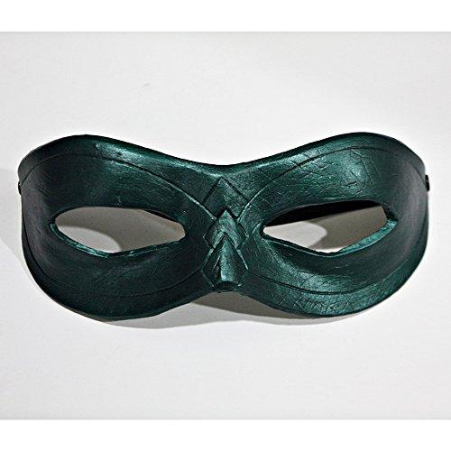 11 Custom Halloween Costume Cosplay Latex Batman Green Arrow Mask Movie LA17