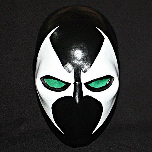 11 Custom Halloween Costume Cosplay Prop Latex Spawn Mask LA23