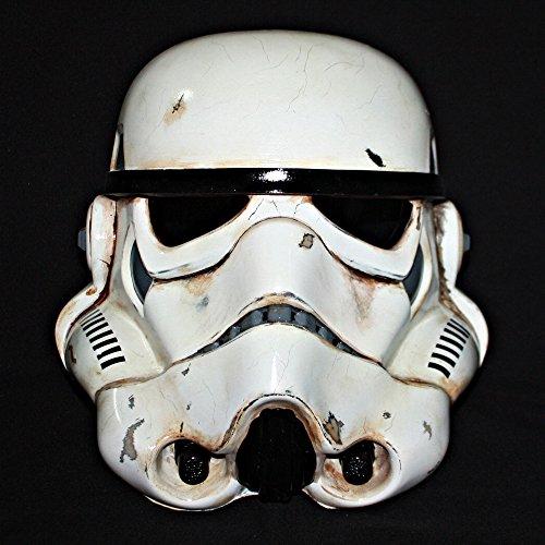 11 Custom Halloween Costume Cosplay Prop Star Wars Stormtrooper Helmet Mask MA198