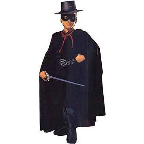 Childs Zorro Costume Large 12-14