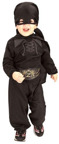 Zorro Costume - Toddler