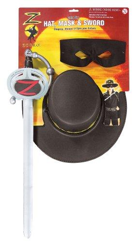 Zorro Generation Z Childs Costume Accessory Kit