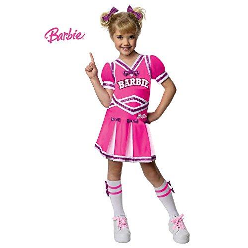 Barbie Cheerleader Costume Medium