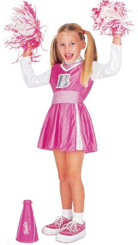 Cheerleader Barbie Costume - Toddler