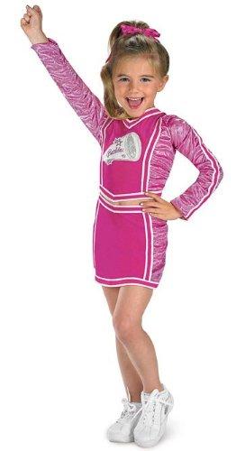 Child Deluxe Barbie Cheerleader Costume