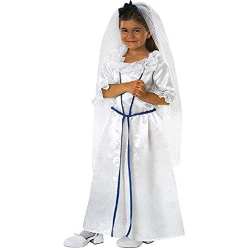 Erika Bride Barbie Costume Size Large 12-14