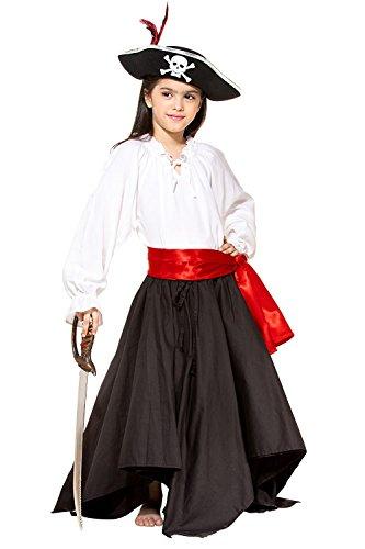 Childs Renaissance Medieval Costume Skirt Medium 6-8 yrs