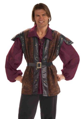 Forum Medieval Mercenary Deluxe Costume Multi Color Standard