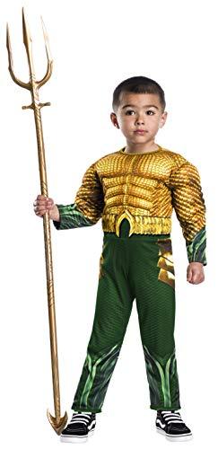 Rubies Aquaman Movie Toddler Aquaman Costume
