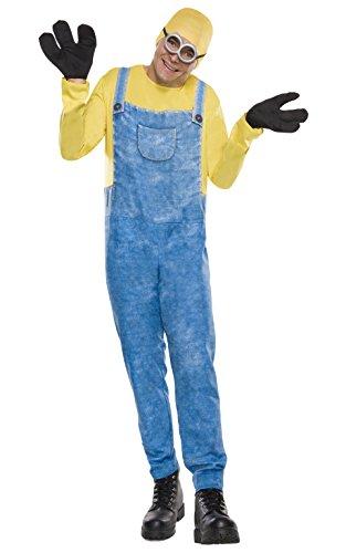 Rubies Costume Co Minion Movie Minion Costume Bob Standard