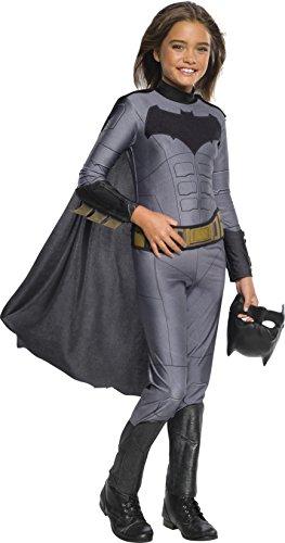 Rubies Justice League Movie Childs Batman Jumpsuit Costume