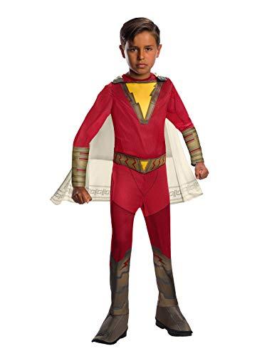 Shazam Movie Childs Shazam Costume Medium