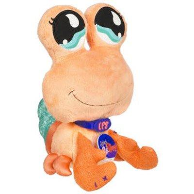 Littlest Pet Shop VIP Virtual Interactive Pet Plush Figure Hermit Crab