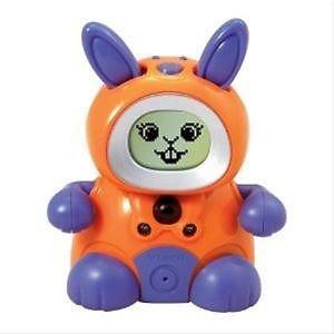 Vtech Kidiminiz KidiBunny Interactive Pet Bunny - OrangePurple Rabbit