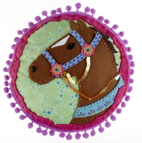 American Girl Crafts Horse Pillow Felting Kit for Girls