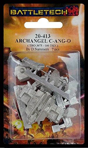 BattleTech Miniatures WOB Archangel Omni Mech