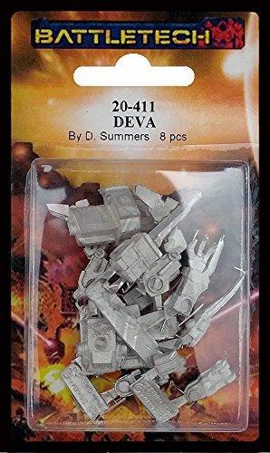 Deva C-DVA-O Invictus Omni Mech BattleTech Miniatures by BATTLETECH