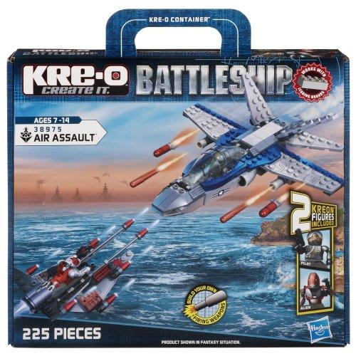 KRE-O Battleship Air Assault Set 38975