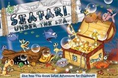 Seafari Under The Sea Childrens Board Game