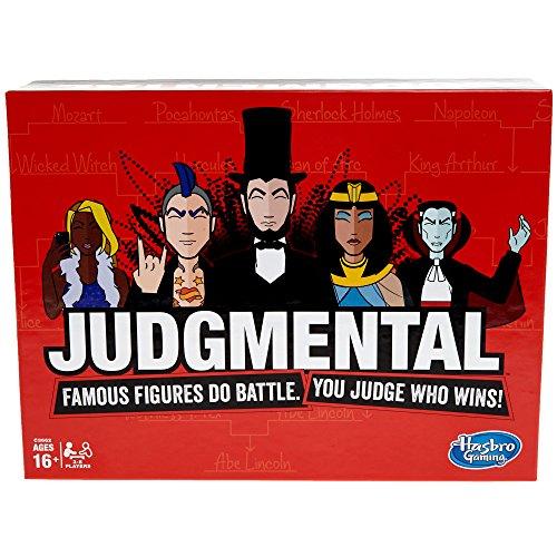 Hasbro Games Judgemental Party Board Game Amazon Exclusive