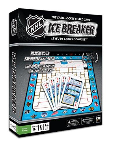 NHL Ice Breaker The Card Hockey Board Game