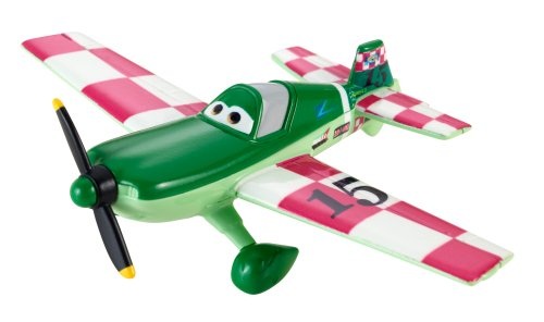 Disney Planes Polish Racer No 15 Jan Kowalski Die-Cast Vehicle