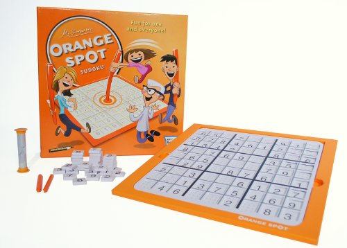 Mr OrangeSpot s Sudoku Board Game