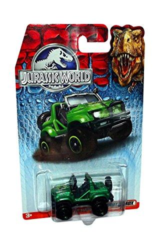 Matchbox Jurassic World Cliff Hanger Die Cast Toy Vehicle