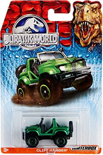 Matchbox Jurassic World Rock Shocker Die Cast Toy Vehicle