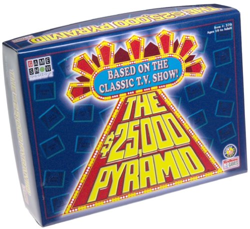 25000 Pyramid Board Game - Game Show Network