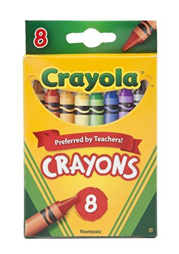 Crayola Crayons8 Count  Case of 48