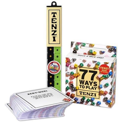 Tenzi Dice Game 77 Ways To Play Tenzi