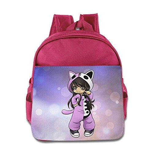 Aphmau Cartoon Girls Fashion Backpack School Bag