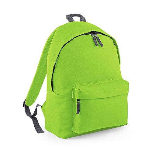 Bagbase Junior Fashion Backpack - Lime Green
