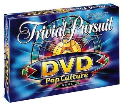 Trivial Pursuit Pop Culture Dvd Trivia Game